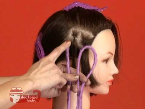 Intro to Double & Single Ended Synthetic Dreadlocks - DoctoredLocks.com