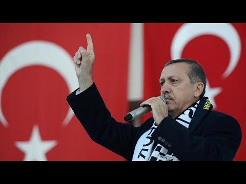 Turkey: Erdogan denounces corruption probe as 'dirty game'