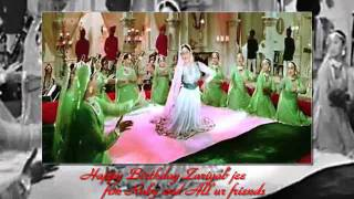 SALAAMAT RAHO SONG DEDICATED TO MY FRIEND ZARIYAB HAPPY BIRTHDAY : ))