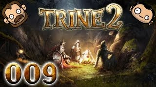 Let's Play Together Trine 2 #009 - Feuerwerferhölle [720p] [deutsch]