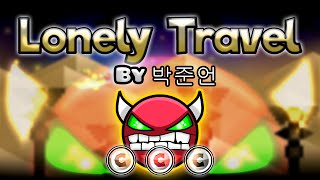 EPIC EXTRA-LONG! Geometry Dash [2.0] (Demon) - Lonely Travel by FunnyGame - GuitarHeroStyles