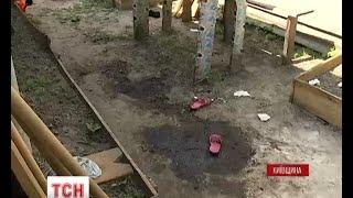 На Київщині від вибуху гранати на подвір'ї власного будинку загинув 28- річний господар - (видео)