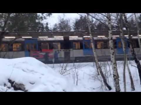 Stockholm Sabotage 2014