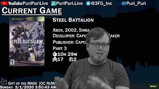 PSX#204 Vanguard Bandits [Part 3], then Steel Battalion [Part 3]