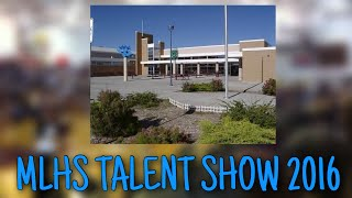 Moses Lake High School Talent Show 2016