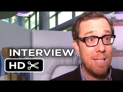 Mr. Peabody & Sherman NY Screening Interview - Rob Minkoff (2014) - Animated Movie HD