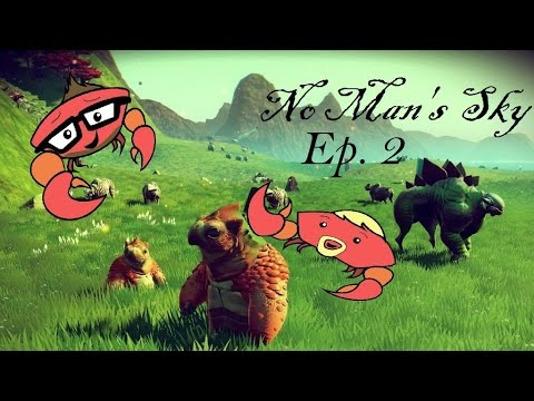 No Man's Sky EP. 2- Planet Trek