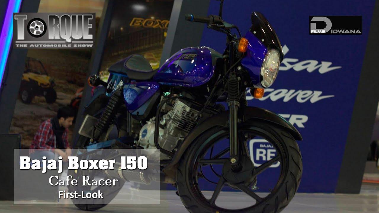 Bajaj Boxer 150 Cafe Racer