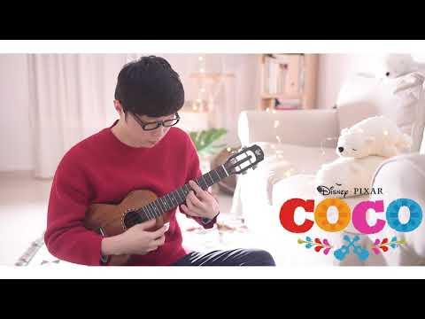 Coco Remember Me-ukulele solo #1