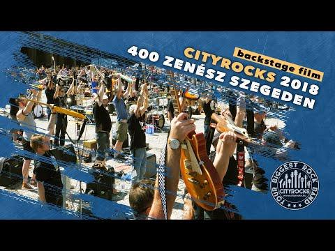SzegedRocks 2018 (kisfilm) - 400 zenész egy helyen