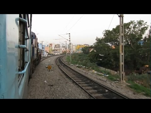 Moments from Mayiladuthurai - Mysore Express April 2015