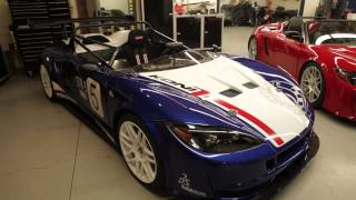 Factory Five 818 Introduction