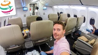 Malindo Air Business Class 737-800 Tripreport | GlobalTraveler.TV