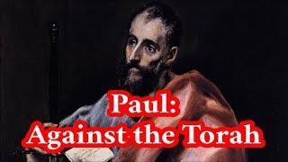 Video: In Galatians 1:12 and 2 Corinthians 3:10, Apostle Paul claims revelation from Jesus & opposed the Jewish Law - RTC