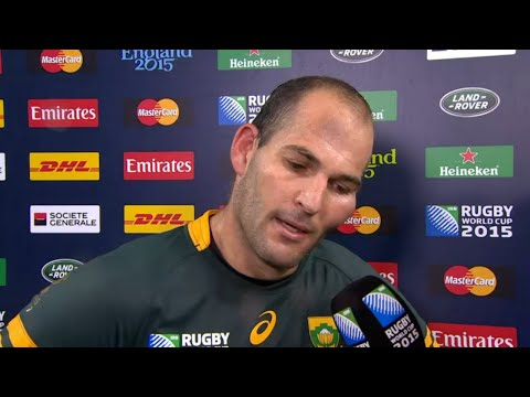 Disappointed Du Preez On 'unbelievable Battle'