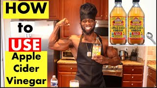 How to use Apple Cider Vinegar. (Weight Loss Tips) 2020.