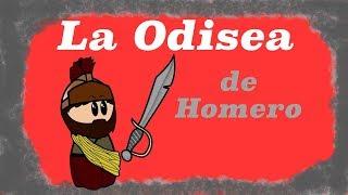 La Odisea de Homero - Resumen Animado