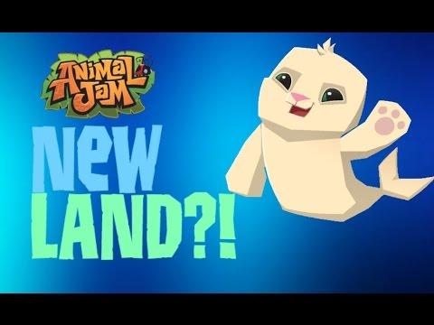 Animal Jam: New Land