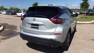 2019 Nissan Murano San Marcos, Hays County, New Braunfels, Austin, Travis County, TX 2190694