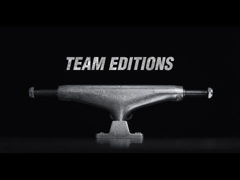 THUNDER TRUCKS : TEAM EDITIONS