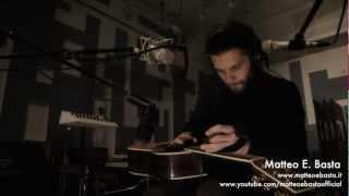 """Matteo E. Basta covers """"Teardrop"""" by Massive Attack"""