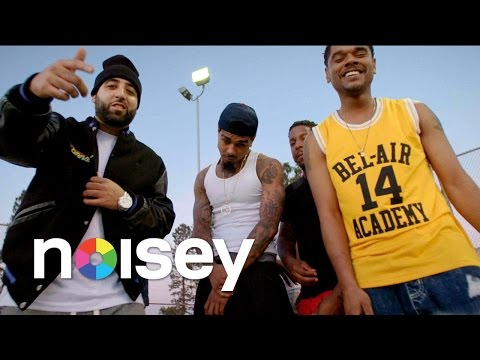 LNDN DRGS (Jay Worthy x Sean House) Burnout 2 rap music videos 2016