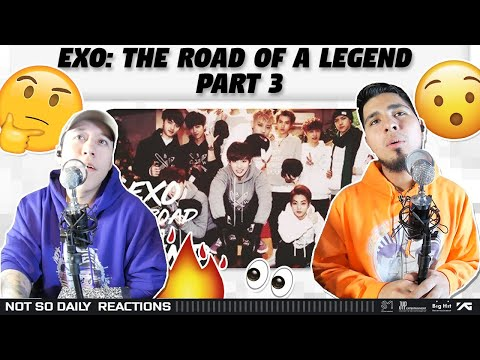 NSD REACT | EXO THE ROAD OF A LEGEND P:3