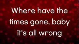 Payphone - Maroon 5 (No Rap/Clean Version) (Lyrics) HD