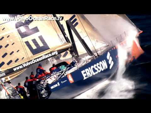 Swedish sprint - Volvo Ocean Race 2008-09