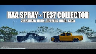 TE37 Peminat TEGAR (2JZ Ranger, Hiace, Saga, LS400, Hilux) - HAA SPRAY