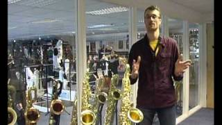 Selmer Super Action 80 Series II & Series III Comparison - Sax.co.uk Review