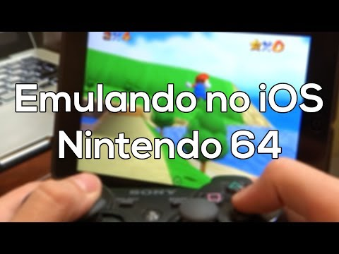 Emulador de Nintendo 64 para iPhone / iPad e iPod Touch
