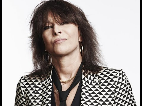 CHRISSY HYNDE (THE PRETENDERS)