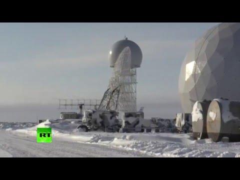Сергей Шойгу посетил новую военную базу в Арктике