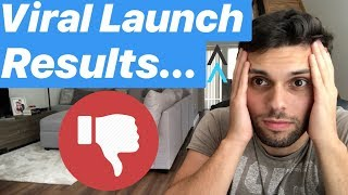 I Tried A LAUNCH SERVICE (VIRAL LAUNCh)  And Heres What Happened - Amazon FBA Product Launch Results