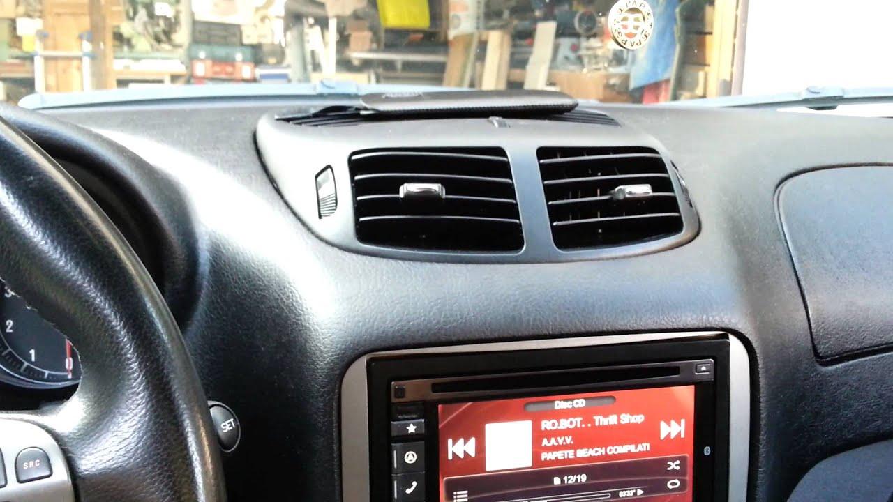 Impianto stereo su alfa 147 alpine type r swr t12 spr - Impianto stereo da camera ...