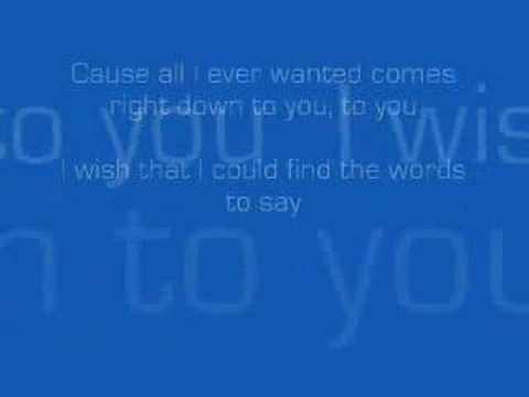 Inconsolable - Backstreet Boys with lyrics