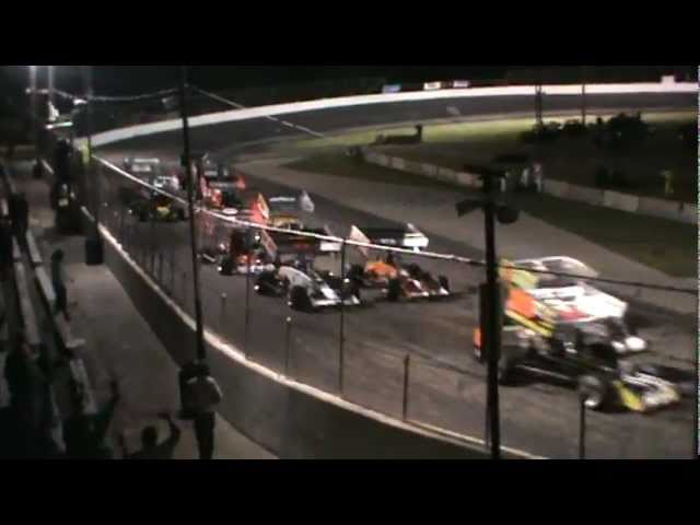 MSA @South Bend Motor Speedway 40 Lap Feature 06.11.11 pt.1