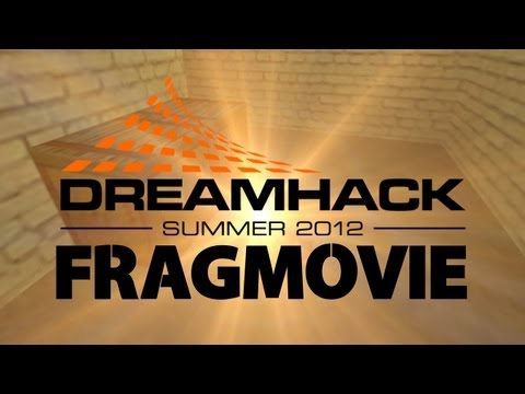 DomenikTV - DreamHack Summer 2012 FRAGMOVIE