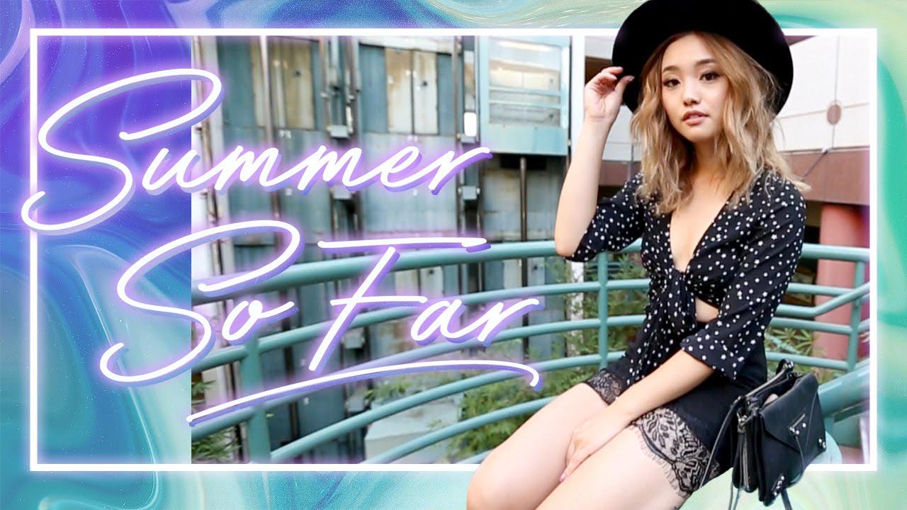 Summer So Far Lookbook
