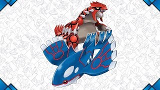 Kyogre and Groudon await you in August!