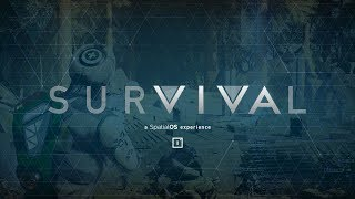 SpatialOS Gameplay Deep Dive | Take a tour of our tech demo SURVIVAL