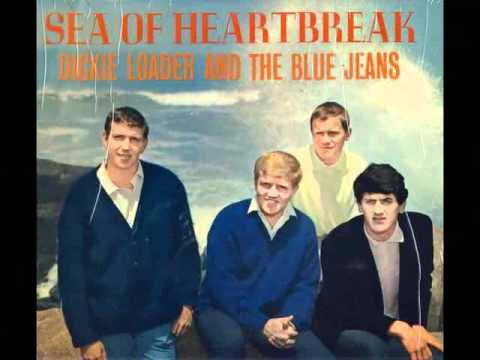 Dickie Loader & The Blue Jeans - On the Rebound (1963)