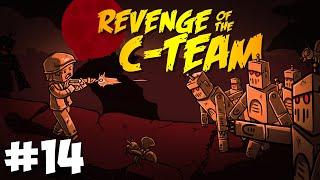 Minecraft: BLOODMOON!!! - Revenge of the C-Team Ep. 14