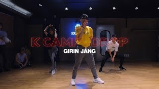 "GIRIN JANG Class ""Drop by K Camp"""