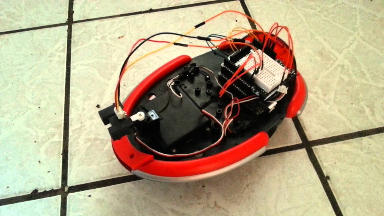 collision avoidance robot Department of electrical engineering, division of systems and control chalmers university of technology gothenburg, sweden 2017 automated robot collision avoidance.