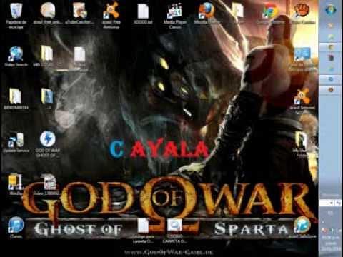 Como Descargar GOD OF WAR GHOST OF SPARTA para PSP en español