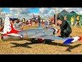 STUNNING HUGE RC T-33 THUNDERBIRDS SCALE MODEL TURBINE JET FLIGHT DEMONSTRATION