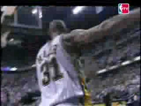 Tayshaun Prince Biggest Block in NBA history Video