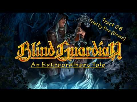 Blind Guardian - Trial By Fire (Cd Bonus)